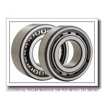 ISO NJ318EMA CYLINDRICAL ROLLER BEARINGS ONE-ROW METRIC ISO SERIES