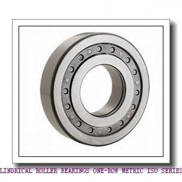 ISO NU3168EMA CYLINDRICAL ROLLER BEARINGS ONE-ROW METRIC ISO SERIES