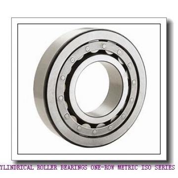 ISO NU20/630EMA CYLINDRICAL ROLLER BEARINGS ONE-ROW METRIC ISO SERIES