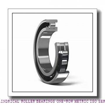 ISO NU18/560MA CYLINDRICAL ROLLER BEARINGS ONE-ROW METRIC ISO SERIES