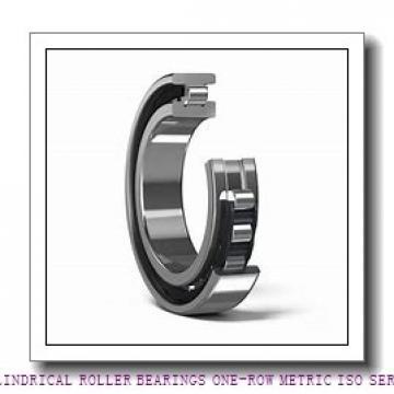 ISO NU318EMA CYLINDRICAL ROLLER BEARINGS ONE-ROW METRIC ISO SERIES