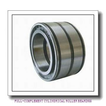 360 mm x 440 mm x 80 mm  NSK NNCF4872V FULL-COMPLEMENT CYLINDRICAL ROLLER BEARINGS
