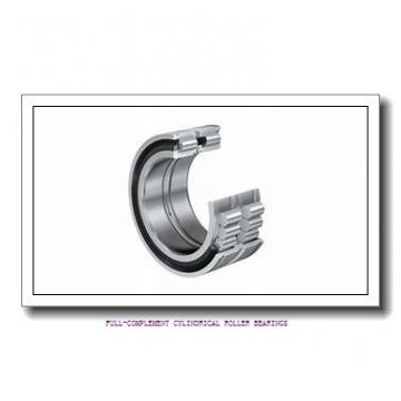 340 mm x 460 mm x 72 mm  NSK NCF2968V FULL-COMPLEMENT CYLINDRICAL ROLLER BEARINGS